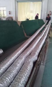 Non-insulated Flexible Duct Insulated Flexible Ducting