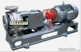 Bomba de celulosa (ISO2858, ISO5199, API682) Serie AZ