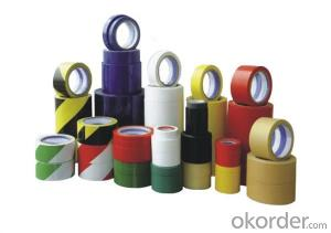 PVC Electrical Insulation Tape Logo Printed Popular