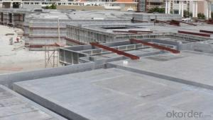 Aluminum Formworks for High-Rise Commercial Buildings
