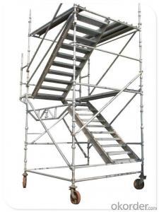 Cuplock Scaffolding Roof System (CS1300) CNBM