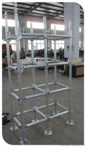All-Round Metal Cuplock Scaffolding System with Spigot CNBM