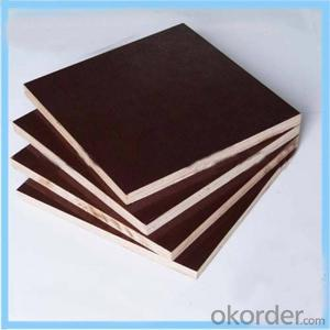 12mm WBP Brown Film Faced Plywood Marine Plywood for Sale