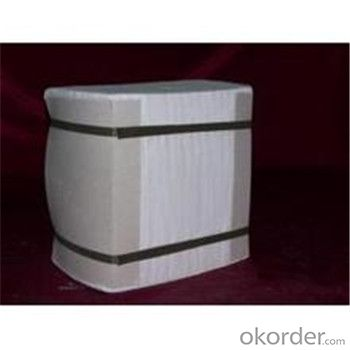 Refractory Wool Ceramic Fiber Module Price for Boiler Insulation