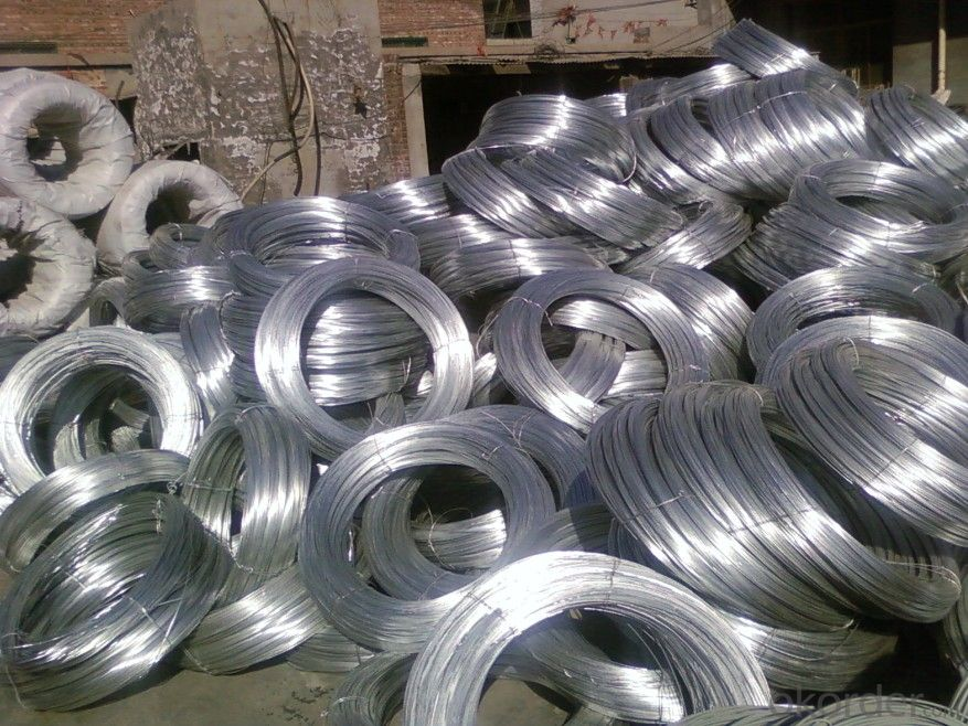 Hot Dipped Galvanized Wire/Hot Dipped Galvanized Iron Wire Dipped Steel Wire