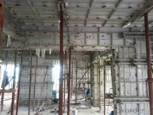 Aluminum Formworks for Civil Commercial Buildings In Good Quality
