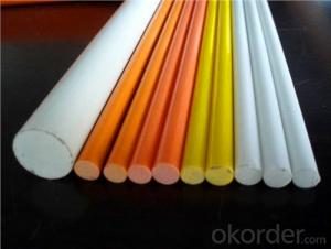 FRP Rods, Top Quality Fiberglass Rod/ FRP Profiles Tube