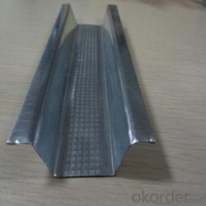Galvanized Steel Profiles Drywall Stud and Track and Ceiling System