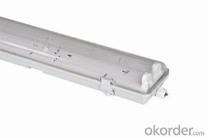 36w Tri-proof Led Tube Light Hospital Lightning
