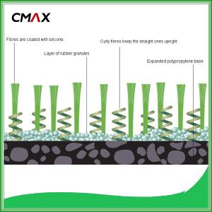 International Kids Carpet Grass PE film or PP Cloth in 2015