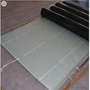 High Elastomeric EPDM Rubber Roofing Waterproof Membrane