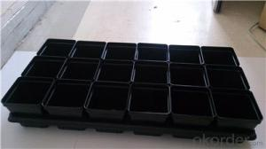 Seed Tray Nursery Tray Plastic Tray Used for Greenhouse