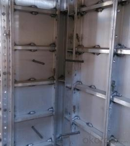 Aluminum Formworks System for High-Rise Commercial Buildings