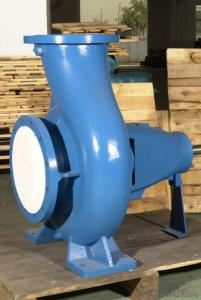 High Efficiency End Suction Centrifugal Water Pump