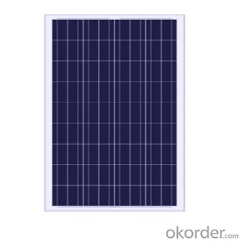 Solar  Polycrystalline  Panels Max Power 280-W