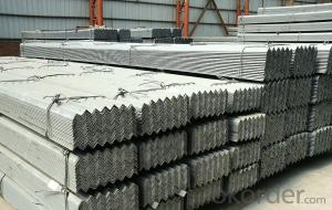 Hot Rolled Steel Angle Bar with High Quality 25*25mm