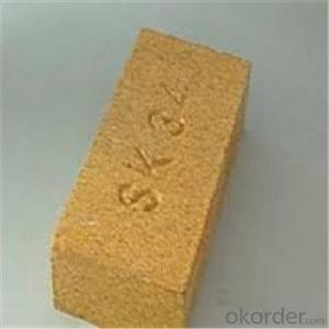Refractory 230*114*65mm Fireclay Brick