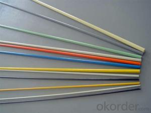 FRP Rods Fiberglass 10mm Rebar with High Strength
