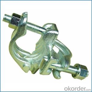 Scaffolding Coupler Clamp british German Forged Type