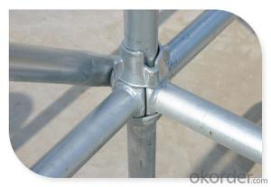 Q235 Cuplock Scaffolding Systemwith High Quality for Construction CNBM