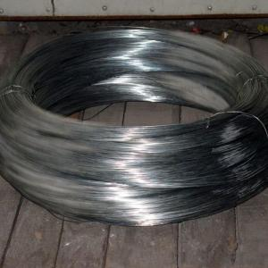 Electro Galvanised Iron Wire 0.1mm to 7mm Electro Galvanized Binding Wire