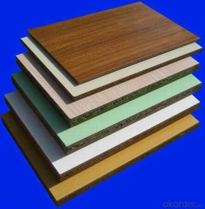 Melamine Faced Plywood Melamine Paper Overlaid Plywood
