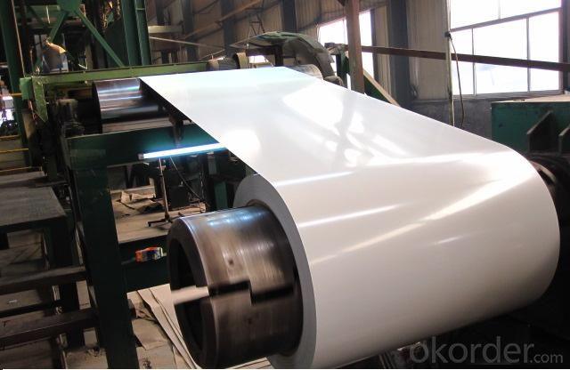 PPGI,Pre-Painted Steel Coil of Prime Quality White