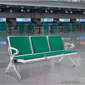KXF- Hospital Waiting Chair Made of Powder Painted Steel