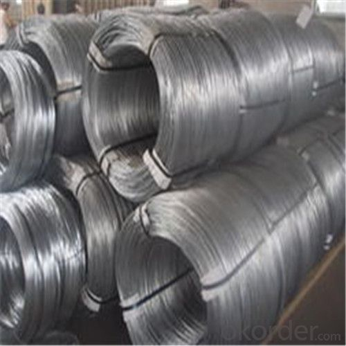 Galvanized Iron Wire for Building with High Quality and Factory Price