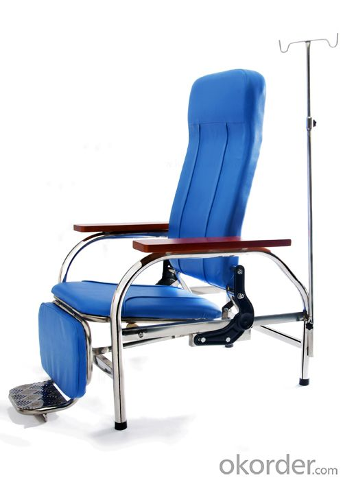 KXF- Luxurious Aluminum Alloy Chair for Transfusion