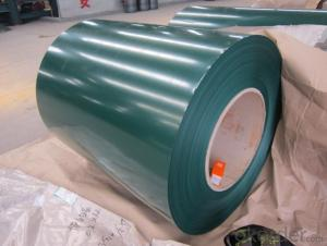 Pre-Painted Galvanized Steel Coil in Coils