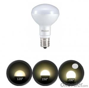 PAL series R50 E14 4W LED bulb for Interior Lighting