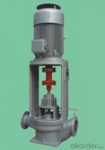 HLT Series Vertical chemical process pump
