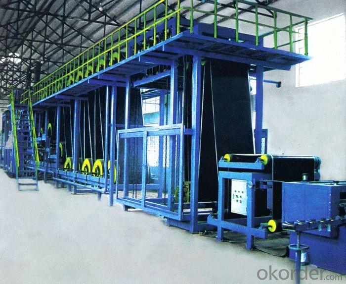 Waterproofing Membrane Production Line for SBS Modified Bitumen Membrane