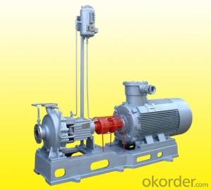 IJ/HT Series Chemical Process Pump(ISO2858, API682)