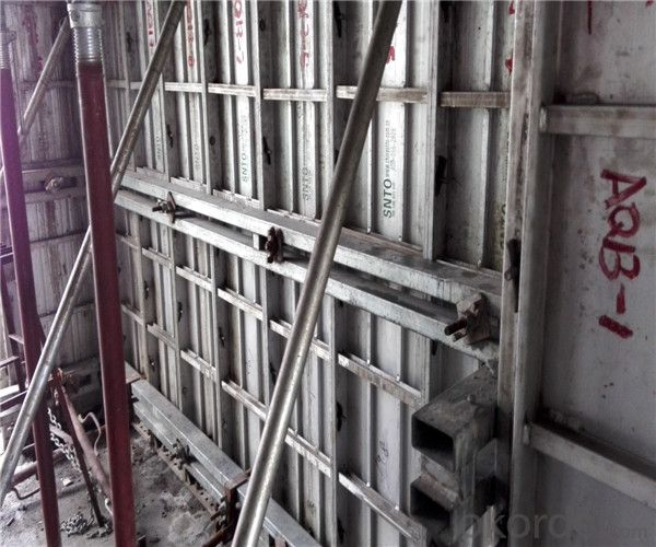 Buy Cheap Recycled Aluminium Wall Panel Formwork System Price,Size