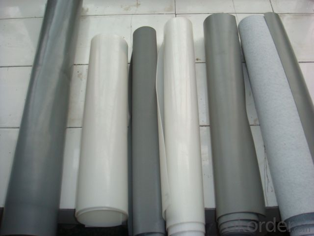 Polyvinyl Chloride Waterproof Membrane for Roof Filter