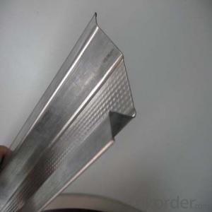 Galvanized Steel Profiles Drywall Stud Metal Frame C Channel