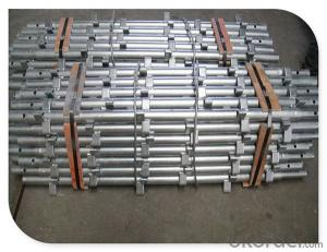 Shoring System Steel Kwikstage Scaffolding with Top Quality CNBM