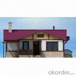 Prefab Houses With Modern Design And Qualified Materials