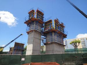 Cantilever Formwork with Long Time Using for Large Projects