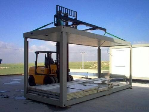 Secondary Slope Added Container Houses For Economical Budget Homes