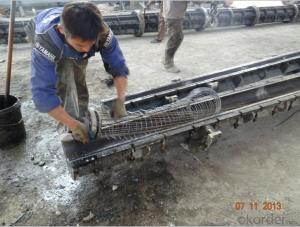 Pre-stressed Concrete Electric Pole Making Machine China manufacturer