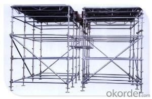 Formscaff Peri Kwik Stage System Kwikstage Scaffolding CNBM