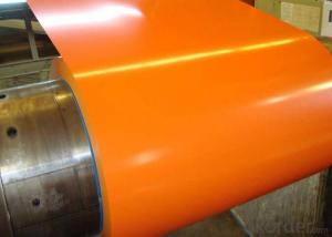 Prepainted Galvanized Steel Coil Z275  PPGI Galvanized Steel in Coils