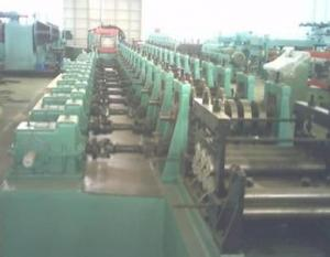 Pallet Rack Steel Profiles Cold Roll Forming Machine