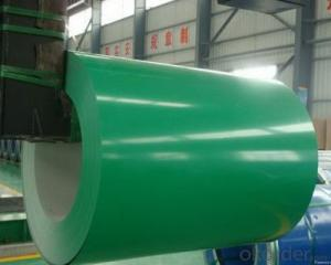PPGI Color Coated Galvanized Steel Coil in Prime