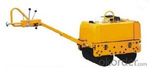 Mini Double Drum Hydraulic Vibratory Roller JY600D-2