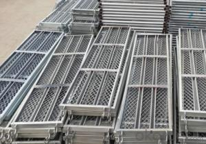 Applied Portable Narrow Scaffolding  CNBM