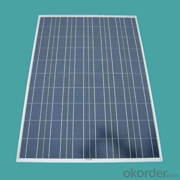 Solar  Polycrystalline  Panels Max Power 240-W